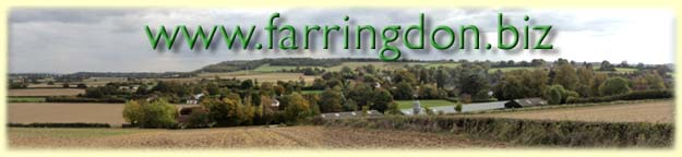 Farringdon Village Website